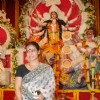 Kajol Devgn at Sarbojanin Durga Puja in North Bombay