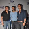 Arjun Rampal, Sohail Khan attend the Planet Volkswagen launches party at Blue Frog