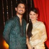 Sushant and Ankita at their first Zee Rishtey Awards