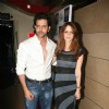 Hrithik and Sussanne K Roshan at Premiere of movie 'Love Breakups Zindagi' at PVR