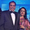 Dharmendra and Hema Malini at Music launch of film 'Tell Me O Kkhuda' in Mumbai
