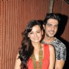 Zayed Khan and Dia Mirza at Success party of film 'Love Breakups Zindagi' at Aurus Pub in Juhu, Mumb