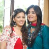 Best friends Dr. Nidhi and Anji in tv show Kuch Toh Log Kahenge