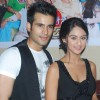 Karan Tacker and Krystle Dsouza at launch party of show Ek Hazaaron Mein Meri Behna Hain