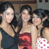 Krystle Dsouza, Nia Sharma and Manasvi at launch party of their show Ek Hazaaron Mein Meri Behna Hai