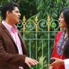 Dr. Nidhi with Dr. Ranganth in tv show Kuch Toh Log Kahenge