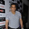 Mukesh Rishi at Maxim Magazine's new cover launch at Vie Lounge in Juhu, Mumbai