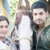 Maan with his Dadi in Geet Hui Sabse Parayi