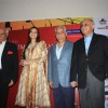 Dia Mirza with Yash Chopra igniting the auspicious lamp in 13th Mumbai Film Festival opening ceremony at Cinemax in Mumbai