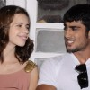 Prateik Babbar and Kalki Koechlin promote My Friend Pinto in Mehboob Studio