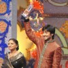 Harshad Chopra after winning Naya Sadasya award at SPA 2008