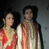 Harshad Chopra and Anupriya Kapoor at Diwali Rishton Ki 2010