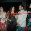 Mahima Chaudhry, Alka Yagnik and Gulshan Grover at the ITA academy launch in Andheri