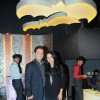 Sara and Afreen Khan at Grand launch of 'CAVE' for the first time in Mumbai a Sunken Bar and Cave