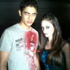 Krystle Dsouza and Vishal Gandhi in Aahat