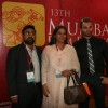 Shabana Azmi at 13th Mumbai Film Festival