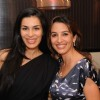 Perizaad Zorabian with Namrata Shroff at launched of Anita Dongre desert cafe - Schokolaade at Khar