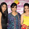 Rucha Hasabnis, Rashmi Sharma and Giaa Manek