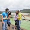 Mohit and Kinshuk on a double date with their lady love Sanaya and Divya respectively