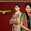 Harshad Chopra and Aasiya Kazi in tv show Dharampatni