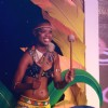 African dance performers at new range launch of Spice Mobiles at Hotel Grand Hyatt in Mumbai