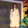 Sonam Kapoor at new range launch of Spice Mobiles at Hotel Grand Hyatt in Mumbai