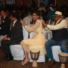 Sonam Kapoor participating in African dance at new range launch of Spice Mobiles in Mumbai