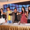 Vivek Oberoi, Tanushree Dutta, Sayali Bhagat and Sophie Chaudhary at the announcement of Country Club's New Year 2012 Press Meet