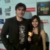 Sana Amin Sheikh with Arbaaz Khan