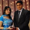 Mohnish Behl and Kritika Kamra in tv show Kuch Toh Log Kahenge
