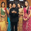 Additi Gupta , Sara Khan , Parul Chauhan , Hina Khan, Kiran Bedi on SPA 2009