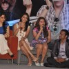 Hrishita Bhatt and Aamna Shariff at Press meet of film 'Shakal Pe Mat Ja' in Novotel
