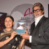 Amitabh Bachchan at the launch of Deepti Naval's book in Taj Land's End on 30th October. .