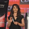 Madhuri launches the OLAY anti ageing cream at the JW Marriot