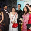 Sagarika, Neeru, Chirag and Poonam at premiere of 'Miley Naa Miley Hum' at Cinemax
