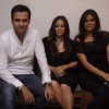 Rohit Roy with wife at Le Sutra art event at Bansdra