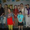 Cast and Crew at the Zee TV launches Hitler Didi at Westin