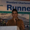 Gul Panag at Mumbai Marathon second Runner's meet