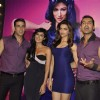 Akshay Kumar, John Abraham, Deepika Padukone and Chitrangda Singh at Desi Boyz music launch at Enigm