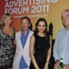 Malaika Arora Khan grace the Mumbai London Advertising Forum 2011 at Vie Lounge