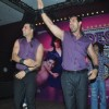 Akshay Kumar and John Abraham at Desi Boyz music launch at Enigma