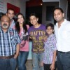 Hrishita Bhatt with cast promotes her film 'Shakal Pe Mat Ja' at the Provogue Lounge
