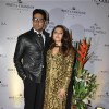 Abhishek and Aishwarya Bachchan grace Abu Jani and Sandeep Khosla's 25th year bash at the Grand Hyatt, Mumbai