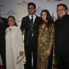 Jaya, Abhishek and Aishwarya Bachchan grace Abu Jani and Sandeep Khosla's 25th year bash at Hyatt