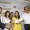Eesha Kopikar at DY Patil Awards press meet at Worli