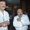 Rajkumar Hirani and Saurabh Shukla at 'Pappu Can't Dance Saala' music launch at Sea Princess
