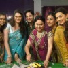 Birthday of Renuka Israni on the sets of BALH