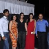 Mandira, Tulip, Terence Lewis and Ashmit Patel judge Ms.Fit & Fab 2011 by Gold's Gym at Hotel Sun N Sand in Juhu, Mumbai