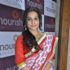 Vidya Balan at Pooja Makhija's well being clinic 'NOURISH' launch in Bandra, Mumbai