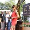Bipasha Basu graced the first anniversary celebrations of the Italian jewelry and accessories brand 'Audelade' in Mumbai